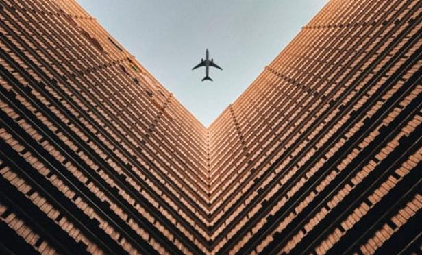 US air travel and cRE are affected