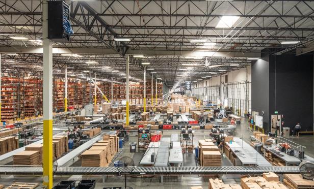 Logistics development and leasing