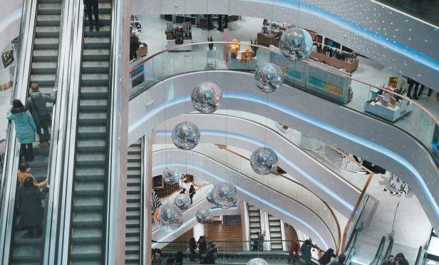 Shopping Mall Victor Xok
