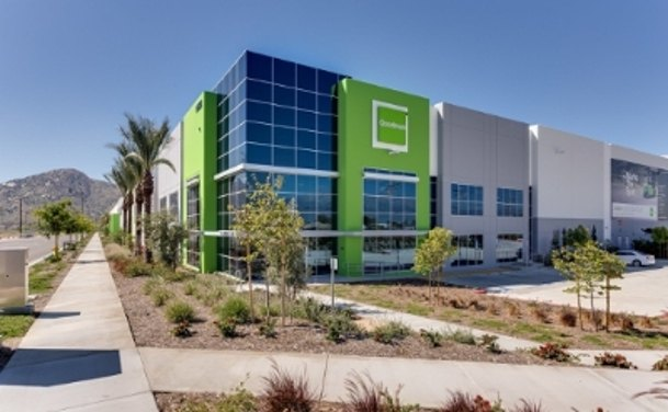 Goodman Logistics Center is less than one mile from the I-10, and nine miles from Ontario International Airport.
