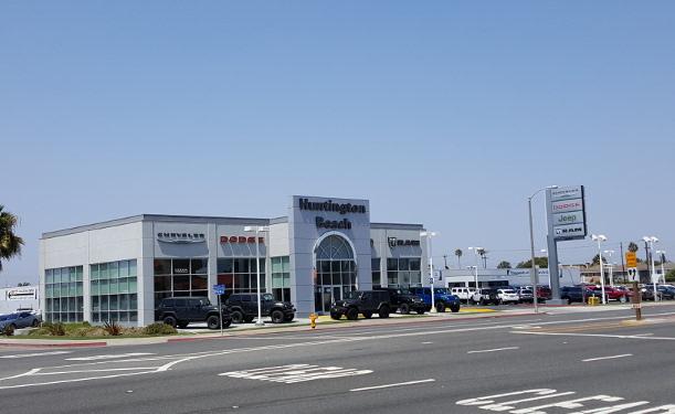 Huntington Beach Dodge >> Huntington Beach Dodge Facility Sold Globest