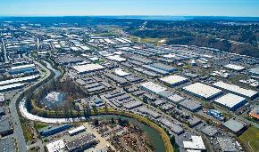 BKM Capital Acquires Light Industrial Park