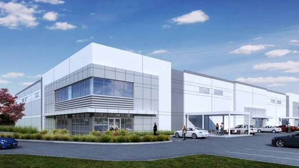 Four Building Industrial-Creative Complex Planned
