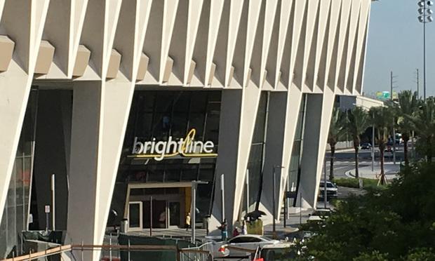Brightline Miami Station