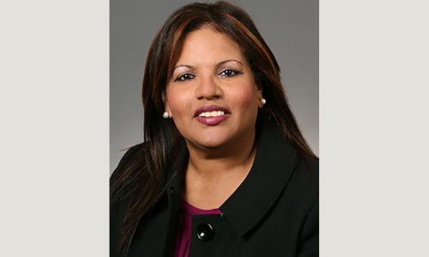 Carmen Contreras-Martinez, counsel with Saul Ewing Arnstein & Lehr in Miami.