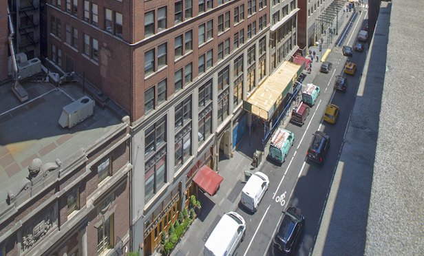 Savanna Acquires 19 West 44th Street