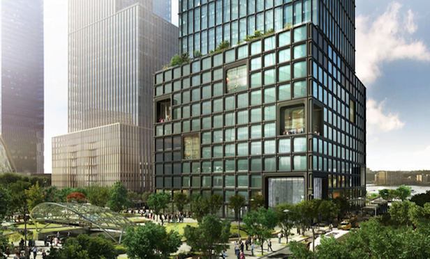 Healthcor Leaves Plaza District Moving To Hudson Yards Globest