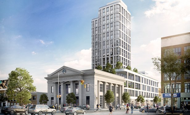 The Historic Dime Bank in Brooklyn Becomes Mixed-Use Development