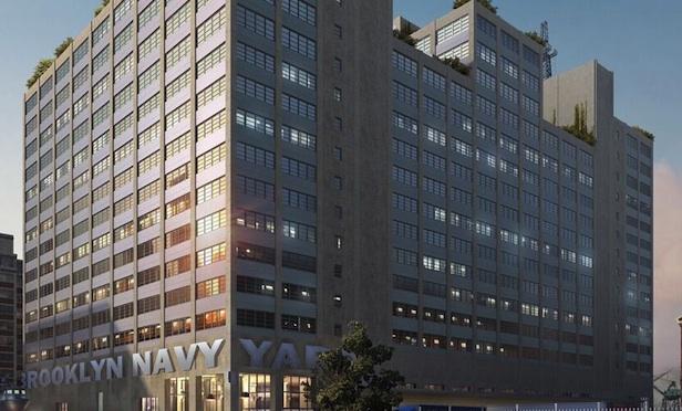 Brooklyn Navy Yard, Building 77