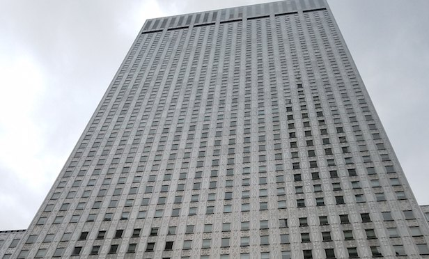 150 E. 42nd St. tower