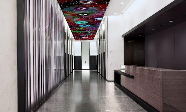 250 W. 57th St. lobby