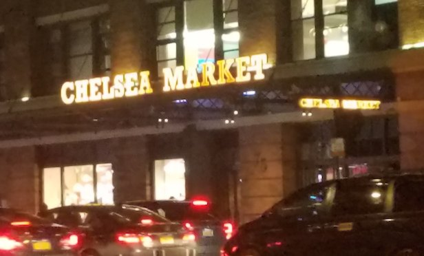 Chelsea Market buiding