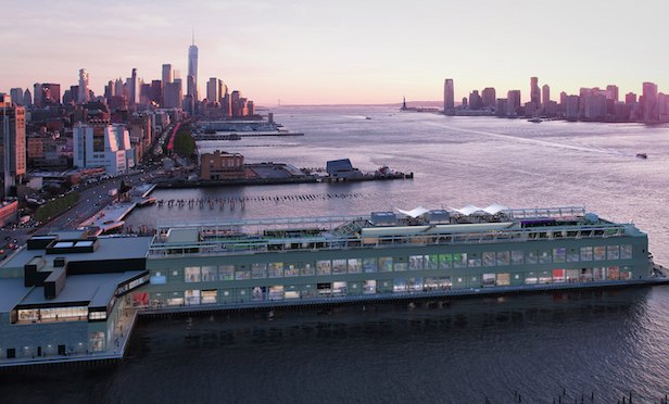 Pier 57 rendering