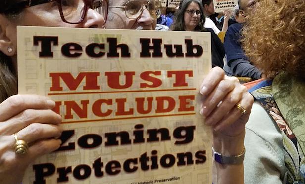 Tech Hub CB mtg
