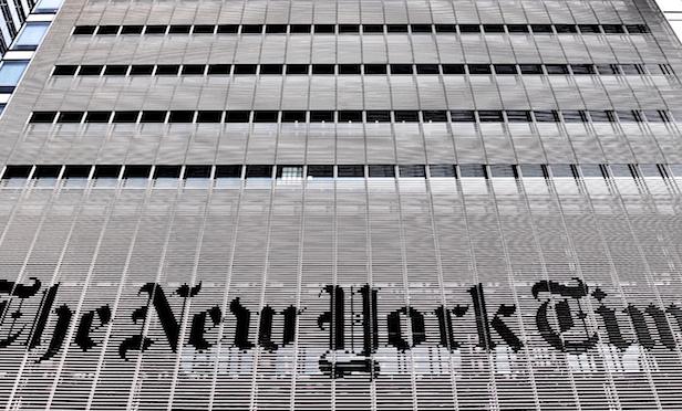 NYT headquarter