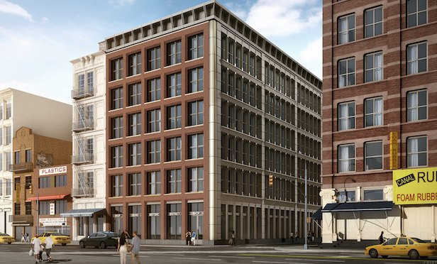 With $45M in Financing, It's a Go for 11 Greene St.