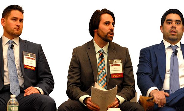 Mark Maughnan, Rob Barse, Ben Hidalgo