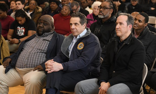 NYCHA state of emergency
