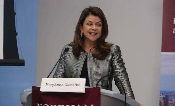 MaryAnne Gilmartin