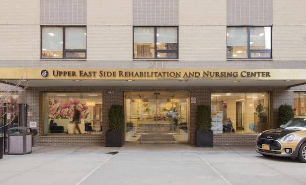UES Rehab & Nursing Ctr.