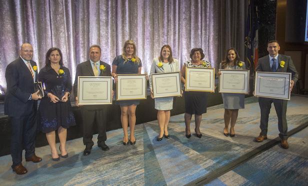 REBNY Commercial Management Leadership Awards