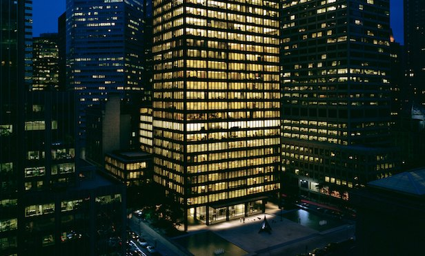 Seagram Building. 375 Park Ave.