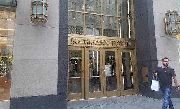 Buchmann Tower, 680 Fifth Ave.