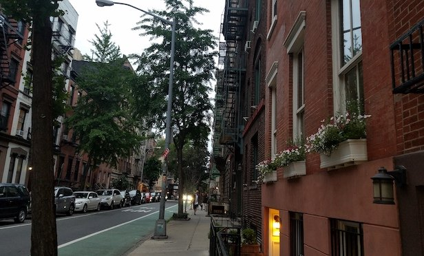 charm of the West Village