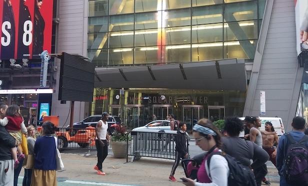 Manatt Phelps at 7 Times Square