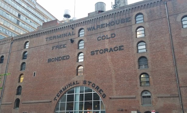 The Terminal Stores building