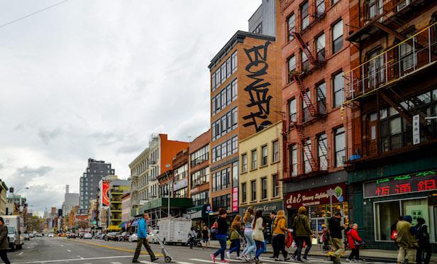 135 - 161 Bowery