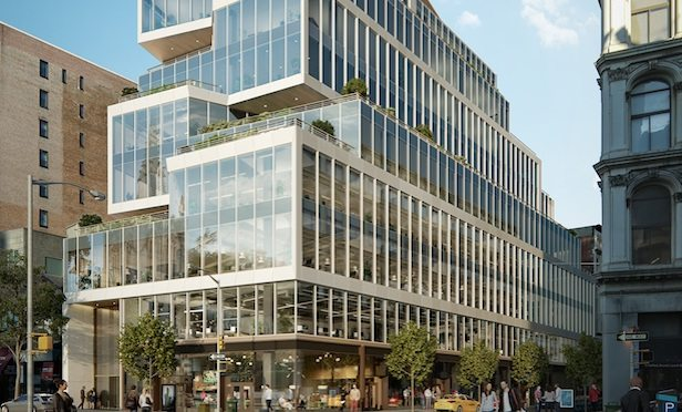 799 Broadway, architectural rendering