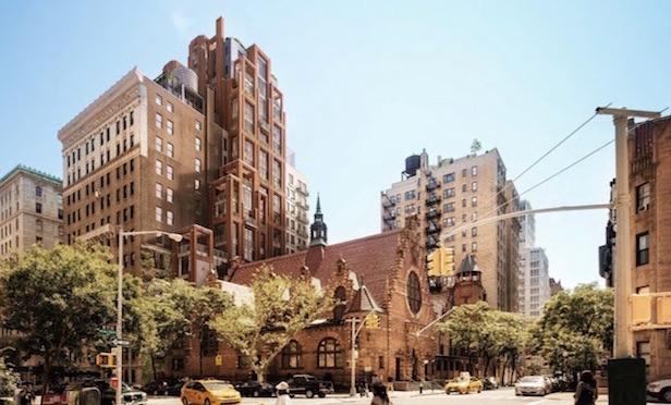 Collegiate Church redevelopment renderings