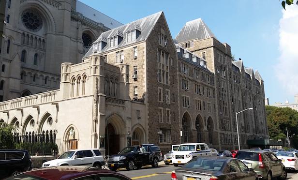 McGiffert Hall, 97-101 Claremont Ave.