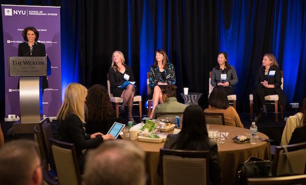 NYU Symposium of Women in Real Estate October 2018
