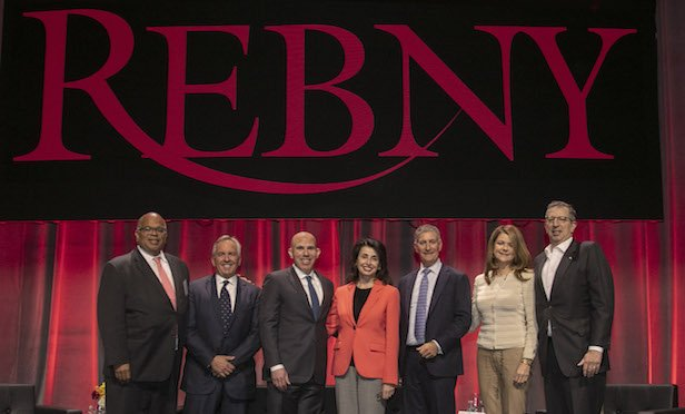 REBNY Fall Members Luncheon 2018