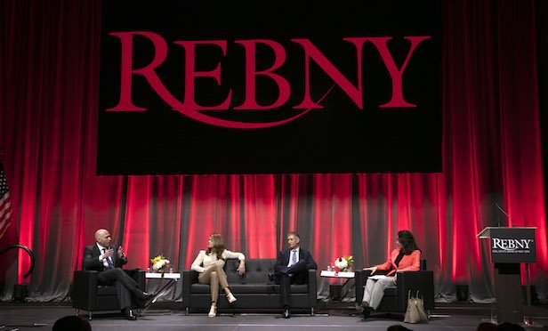 REBNY Fall Lunch 2018 panel