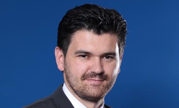 Granit Gjonbalaj, chief real estate development officer at WeWork
