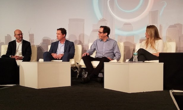 MPIM PropTech Venture Capital panelists