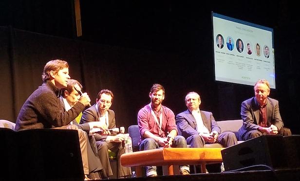 CRE Tech NY Venture panelists - Savvy Landlords