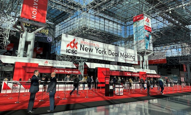 ICSC New York Deal Making, Javits Center/ Photo courtesy of ICSC