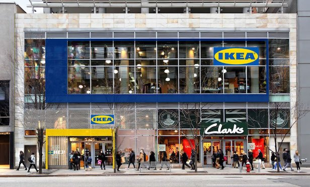 IKEA rendering at 999 Third Ave.