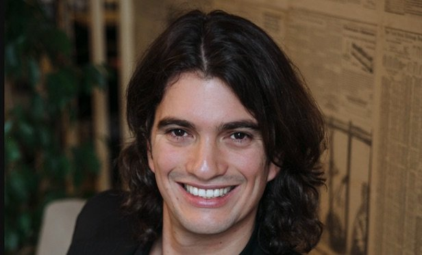 Adam Neumann, co-founder and CEO of WeWork