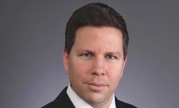 Jason Muss, president of Muss Development