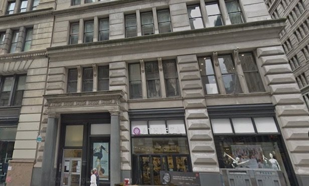 126 Fifth Ave./ Image: Google Maps