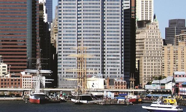 199 Water St. in Lower Manhattan