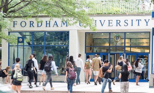 Fordham University, Lincoln  headquarters Campus