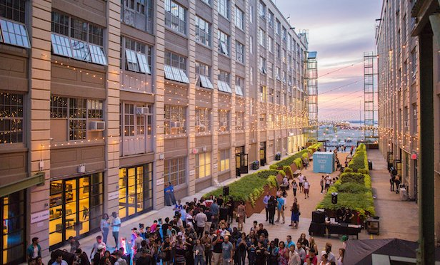 Industry City in Sunset Park, Brooklyn is a 35-acre campus, with 6 million square feet of space.