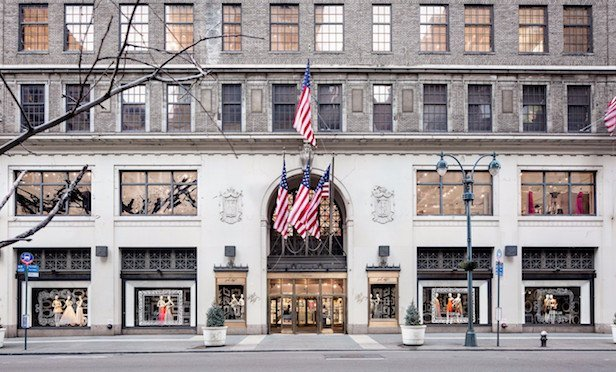 Lord & Taylor's former New York City flagship location at 424 Fifth Ave.