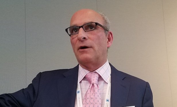 Marc Wieder, partner and co-leader, Anchin's real estate group